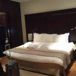 Un trés très grand lit...