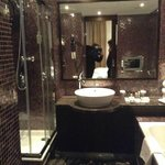 Superbe salle de bain.