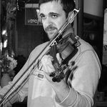 Tom the amazing fiddle player