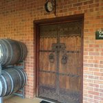 Celler Door - old and beautiful