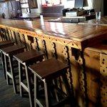 The historic bar