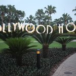 Hollywood Hotel grounds