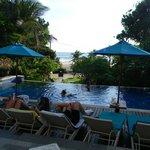 2nd Pool facing beach