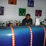 Ramon at the bar