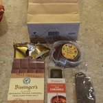 Romance package gourmet chocolate