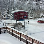 Wintertime in Ouray provides a new landscape to gaze in awe of