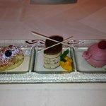 dessert - exquisit
