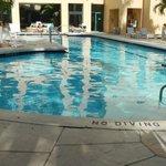 pool and spa tub