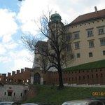 panorâmica do Castelo de WaWEL