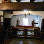 Small Altar inside the Shrine