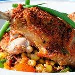 Cajun-Style Roasted Chicken