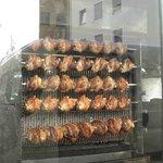 Carne de Porco Assando Lentamente