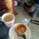 Sarawak Liberica Espresso with Iced Coffee