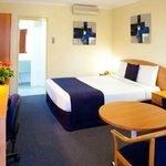 Ground floor 4 star Executive Queen room
