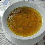 Large grouper soup