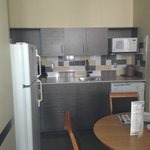 Cozinha do quarto