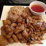 Chan's #3 Cashew Chicken