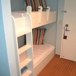 Bunkbeds for the kids