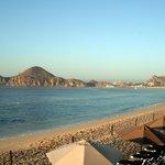 looking towards marina from Villa del Palmar