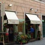 Nice informal restaurant