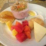 Bogota Hilton Breakfast