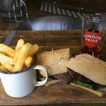 Super Steak Sandwich