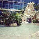 pool yang bertemakan pantai