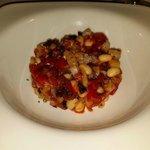Some bean salad
