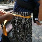 lokale kleding sarong
