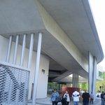 forma architettonica notevole, dinamica e solo apparentemente semplice.foto cpolidori