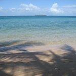 la plage de l'anse vata