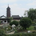 Ruiguang Tower from Panmen