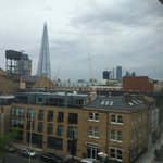 The Bermondsey Square Hotel Room View