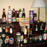 Мои запасы пива в первый день ))