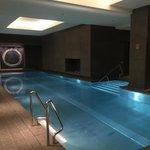 Nice indoor swimming pool