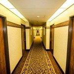 Baymont hallway