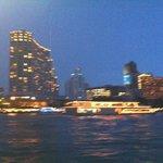 Vista sul fiume