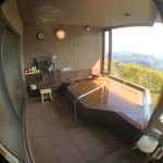 """Private Family Onsen - kinsen (金泉), """"gold spring"""")"""