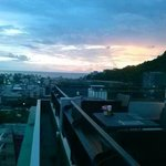 View from 5th Floor Deck and Restaurant over Patong