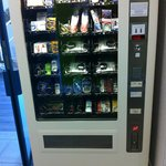 If you forgot something there is a machine ;-)