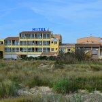 Hotel vue des dunes