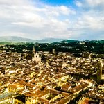 The View from Top of the Duomo