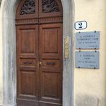 Entrance Door to A Florence View