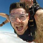 Liam's Skydive