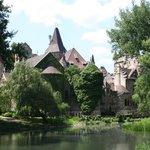 lago e castello