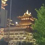 Temple outside