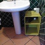 Rangement de la salle d'eau