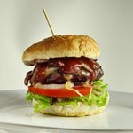 Fat Elvis 180g Bacon Cheese Burger