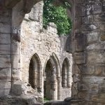 Finchale Priory.