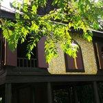 The lacquer Pavilion